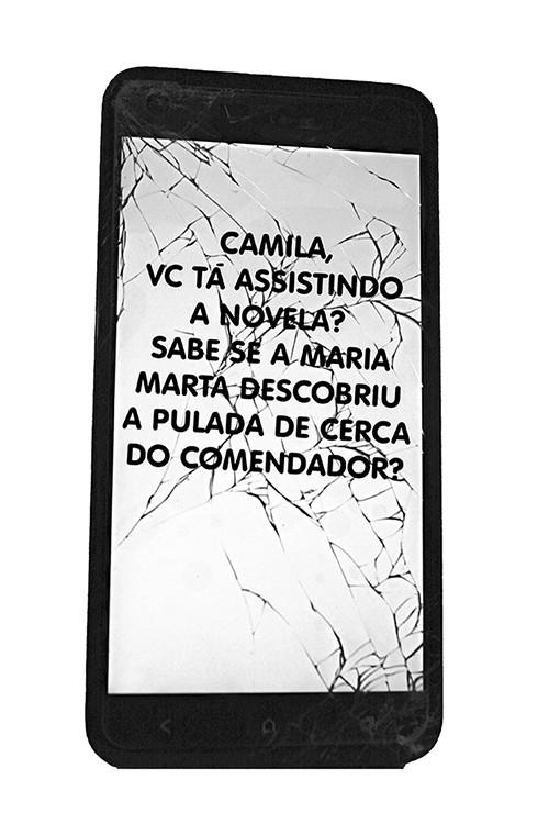 mensagem camila