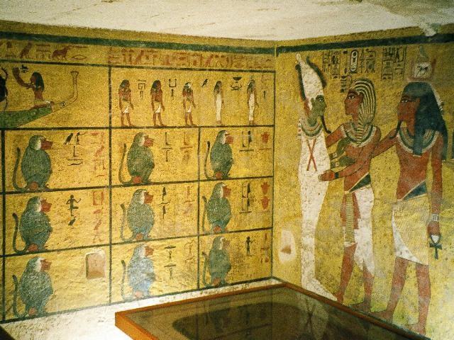 Arqueólogos estão perto de encontrar uma câmara secreta na tumba de Tutancâmon