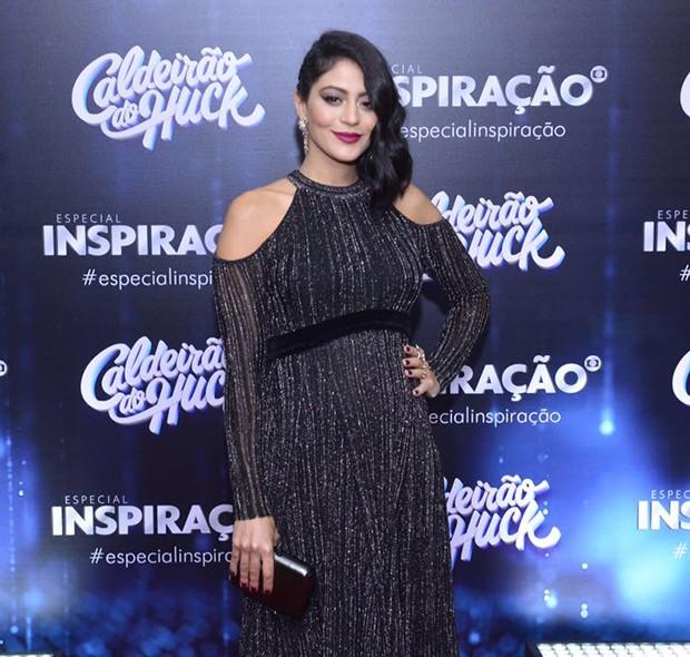 Carol Castro (Foto: Fabio Cordeiro/ Ed. Globo)