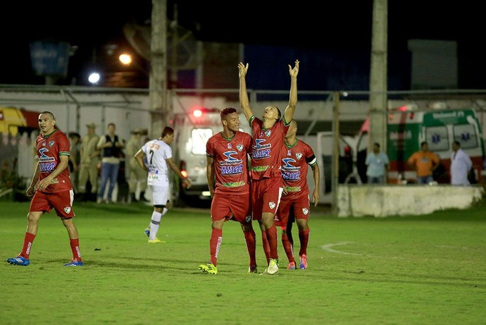 ASA x Salgueiro, em Arapiraca (Foto: Ailton Cruz/ Gazeta de Alagoas)