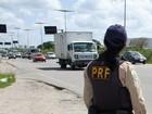 1º de Maio tem menos acidentes e mortes nas estradas de Pernambuco