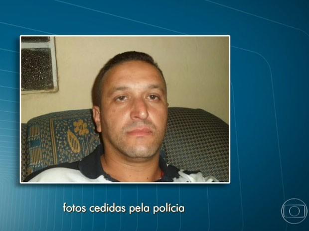 Adolfo Gabriel de Souza é procurado pela polícia por suposto envolvimento na morte de dentista (Foto: Reprodução/TVGlobo)