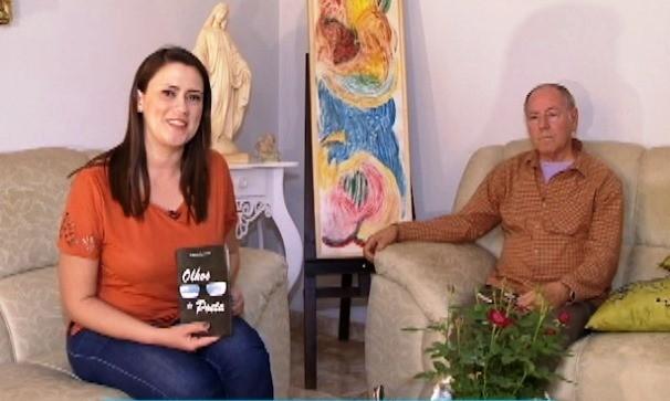 Laércio é o entrevistado do quadro 'Entre Nós' desta semana (Foto: Reprodução TV Fronteira)