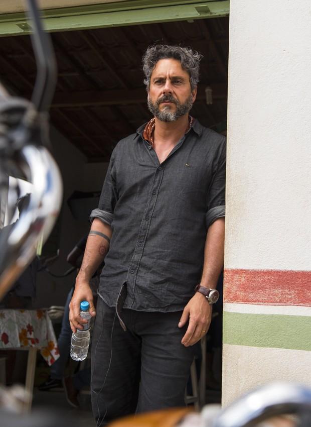 Alexandre Nero (Foto: Divulgação/TV Globo)