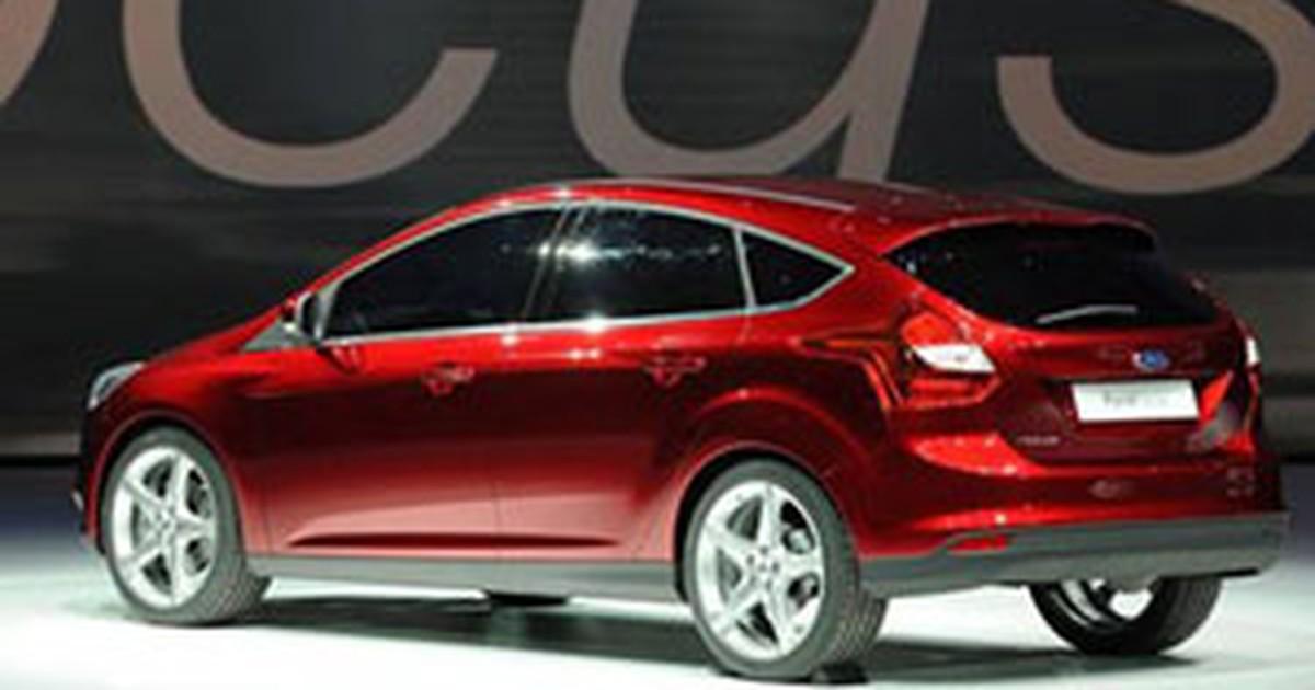 Auto Esporte - Ford inicia a produção do New Focus hatch na Rússia af9ccd1303