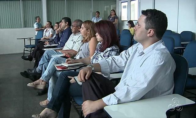 Grupo Comunique-se e Fundação Rede Amazônica firmam parceria (Foto: Bom dia Amazônia)
