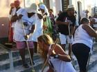 Em Itapuã, baianos celebram última festa de largo antes do carnaval
