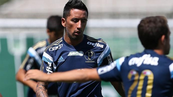 Barrios Palmeiras (Foto: Cesar Greco/Ag Palmeiras/Divulgação)