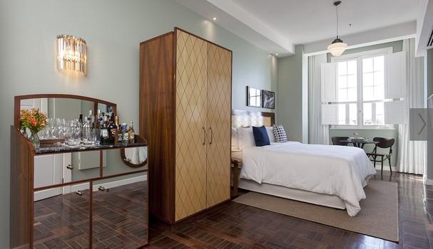 Junior suite de 35m² (Foto: Divulgação)