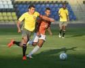 FC Goa, de Zico, busca empate com o Rio Branco e fica com taça de torneio