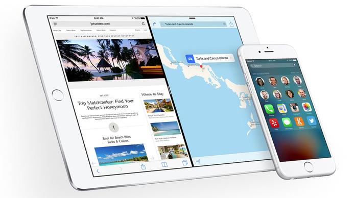 Atualização para o iOS 9 permitirá abrir dois apps ao mesmo tempo no iPad (Foto: Divulgação/Apple)