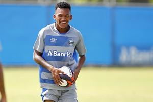 Jailson Grêmio (Foto: Lucas Uebel/Divulgação Grêmio)