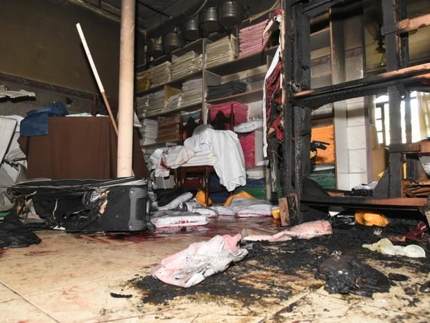Pizzaiolo foi morto em casa no Espírito Santo (Foto: Fernando Madeira/ A Gazeta)