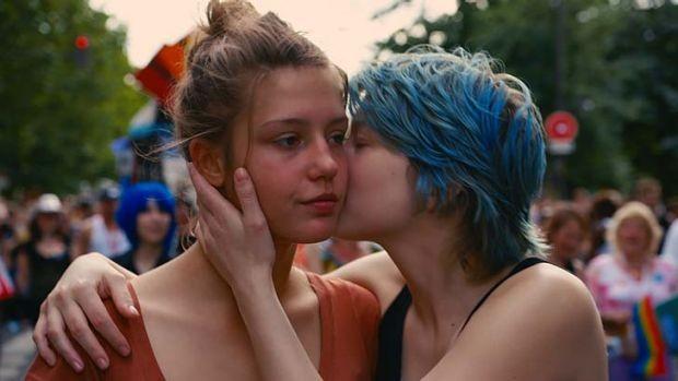 Azul é a Cor Mais Quente (Foto: Divulgação)
