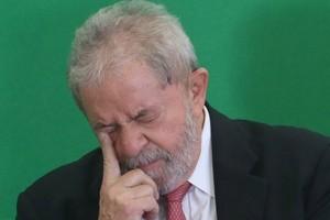 Lula (Foto: André Coelho / Agência O Globo)