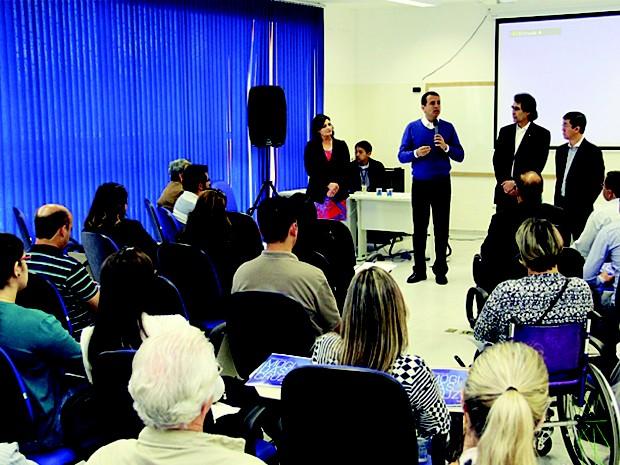 Mogi das Cruzes discute mobilidade urbana na cidade (Foto: Ney Sarmento)