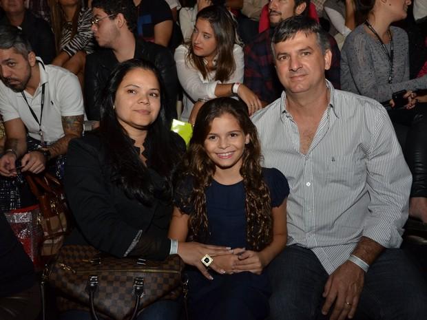 Família de Bruna Marquezine (Foto: Léo Marinho / AgNews)