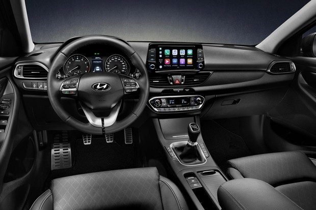 Hyundai i30 Fastback (Foto: Divulgação)
