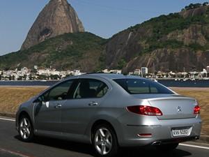 Peugeot 408 (Foto: José Mário Dias/ Divulgação)