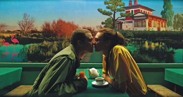 Cena do filme 'Love', do diretor Gaspar Noé (Foto: Divulgação)