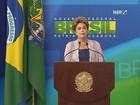 Na posse da Fazenda, Dilma elogia Levy, mas cobra ajuste e crescimento