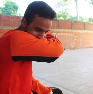 Caic, equipe de handebol (Foto: Josiel Martins )