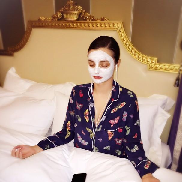 Miranda Kerr (Foto: Reprodução Instagram)