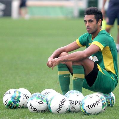 Junior Dutra Vasco (Foto: Paulo Fernandes/Vasco.com.br)