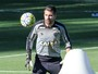 A volta do Santo: Victor elogia Uilson e confirma retorno ao gol do Atlético-MG