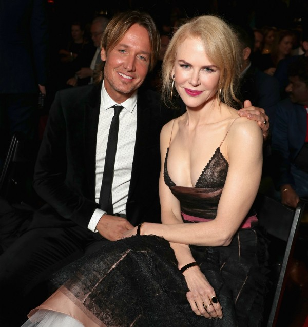 Nicole Kidman e Keith Urban (Foto: Getty Images)