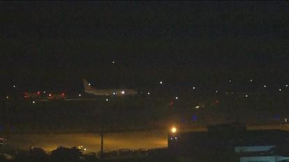 Aeroporto Santos Dumont é reaberto após avião derrapar