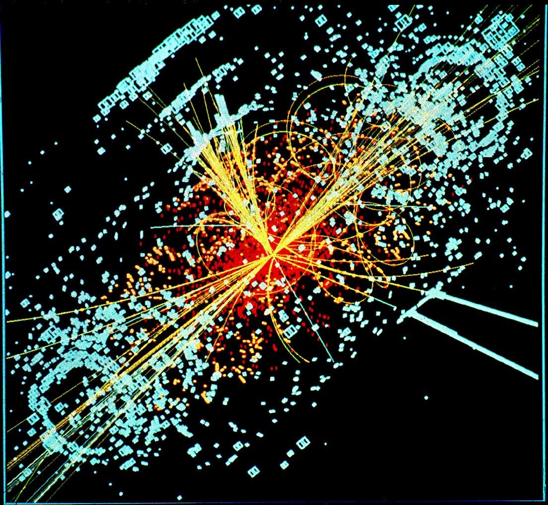 Bóson de Higgs (Foto: Wikimedia Commons)