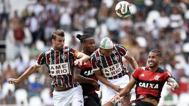 Resultado de imagem para Já classificados, Flamengo e Fluminense fazem clássico que 'não vale nada' no Carioca