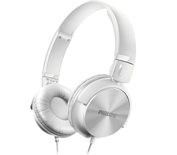 Fone de ouvido apresenta conforto para quem quer ouvir música (Foto: Divulgação/Philips)