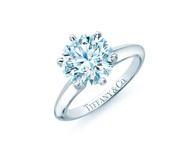 Tiffany Setting, o modelo mais icônico da etiqueta (Foto: Divulgação)