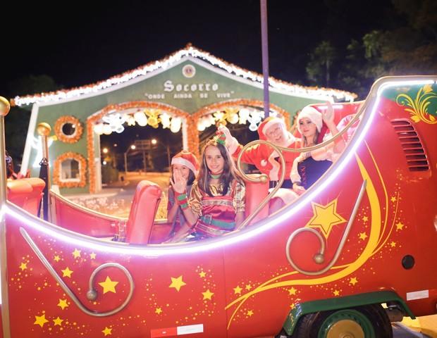 Natal em Socorro (Foto: Divulgação)