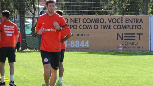 bolatti treino inter (Foto: Tomás Hammes/Globoesporte.com)