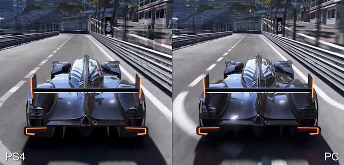 Project Cars: vídeo compara gráficos de versões para PCs e consoles (Foto: Reprodução)