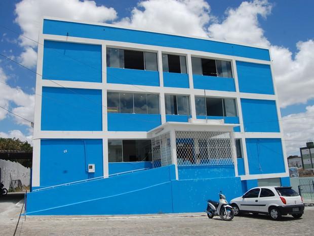Instituto dos Cegos de Campina Grande existe desde 1953 (Foto: Gustavo Xavier / G1)