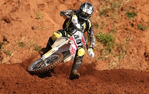 Em MS, Adam Chatfield vence etapa do brasileiro de motocross (Foto: Divulgação/CBM)