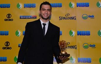 Deryk, Lucas Dias e Vithor Lersch disputam prêmio de Destaque Jovem