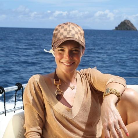 Mylla Christie  (Foto: Arquivo pessoal)