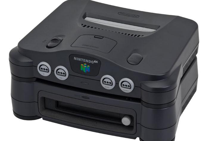 O 64DD era um periférico que se encaixa embaixo do Nintendo 64 (Foto: Divulgação)