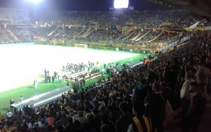 Estádio Campeón del Siglo Peñarol (Foto: Reprodução/Twitter)