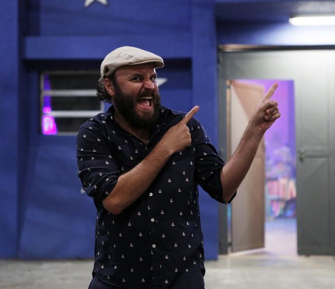 Paulinho Serra estreia série original 'Segundos de Sabedoria' (Foto: Pedro Carrilho)