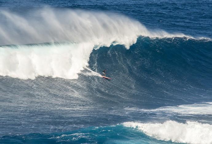 Wiggoly, o Guigui, passa temporadas no exterior desde a adolescência e vem ao havaí desde os 13 anos (Foto: Pedro Gomes Photography)