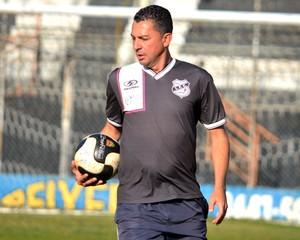 Piá ex-jogador Independente-SP Limeira (Foto: Murilo Borges)