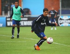 bertoglio grêmio treino (Foto: Lucas Uebel/Grêmio FBPA)