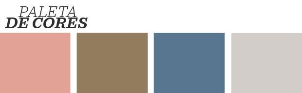 Décor do dia: geometria, brilho e cor na sala de estar (Foto: Divulgação)