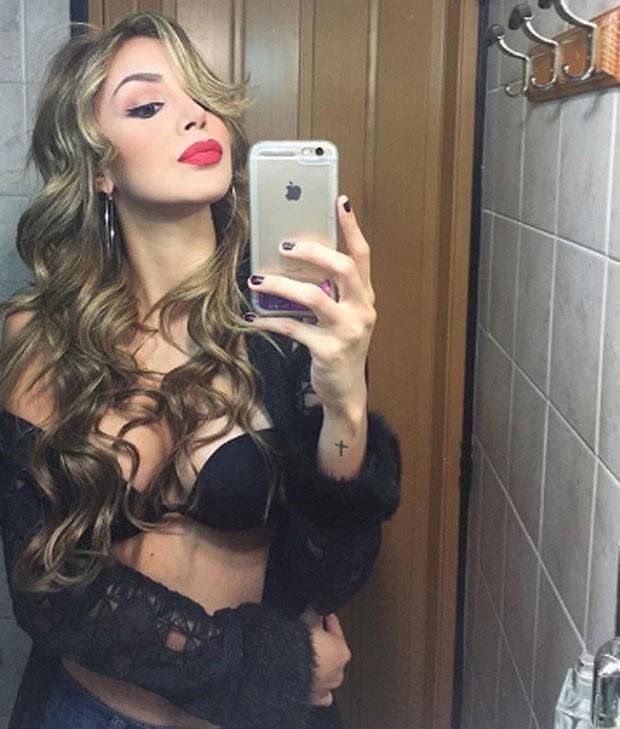 A miss Venezuela Daniela Lopes Espinoza (Foto: Reprodução)
